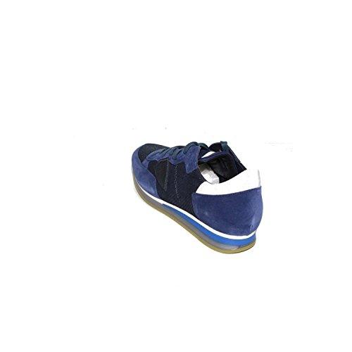 Baskets Philippe Model Trlu-ps / Tropez Bleu Pour Homme