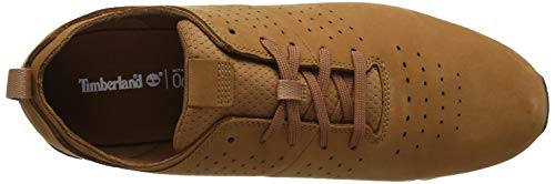 Timberland Men s Retro Runner Classic Boots  Brown  Argan Oil Nubuck K43   10 5  45 EU