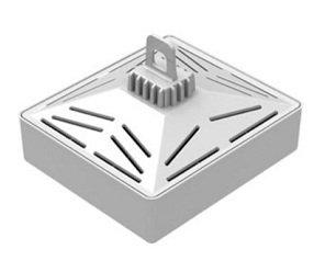 Beghelli cartuccia filtrante 3341 filtro macchina dell'acqua 2 pezzi scadenza 04-2021