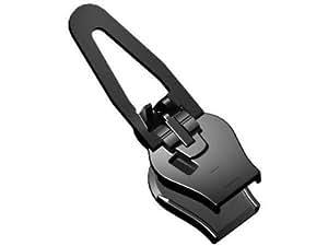 ZlideOn Zipper gerade für Metall+Kunststoff 3A schwarz