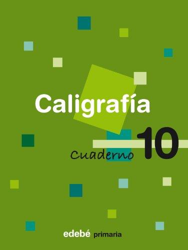 Cuaderno 10 Caligrafía - 9788423690169