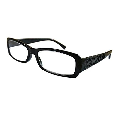 Haodasi Damen Herren Lesebrille Harz Super-licht Anti-Müdigkeit Lesen Brille 1.0 1.5 2.0 2.5 3.0 3.5 4.0 4.5 5.0 5.5 6.0 (Frauen Lesen Brille)