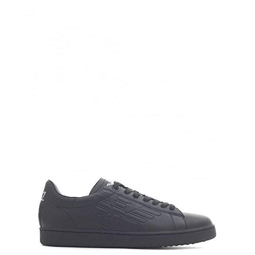 Ea7 Emporio Armani sneakers uomo nere-44 2/3