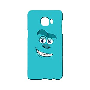G-STAR Designer Printed Back case cover for Samsung Galaxy C7 - G9467