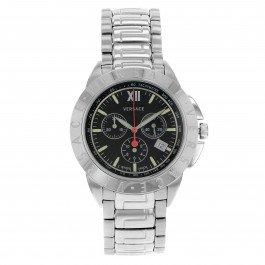 Versace V-Sport 12C99D009S099Quartz en acier inoxydable montre pour hommes