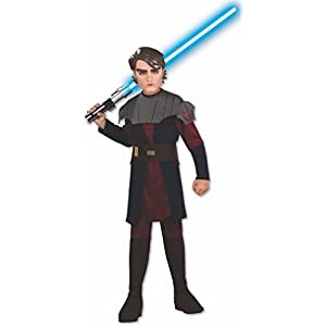 Rubies Officielle pour Enfant Disney Star Wars Anakin Skywalker – Medium