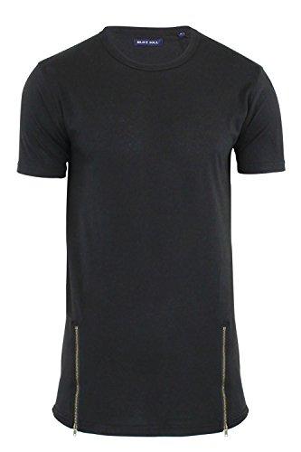 Brave Soul -  T-shirt - Camicia - Uomo Black
