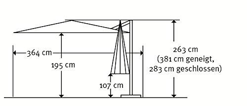 Ampelschirm – Schneider – 690-15 - 4