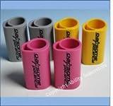 Oarsome Muleta Agarres (Par)–Elige tu Color y tamaño para Adaptarse a. Talla:33100Y - Yellow Small