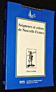 Seigneurs et colons de Nouvelle-France