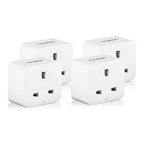 Smart Plugs, Wi-Fi Alexa Plugs R...