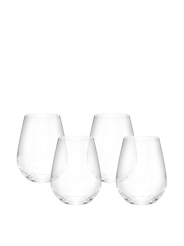 Villeroy & Boch 4-Piece Ovid Water Glass Set