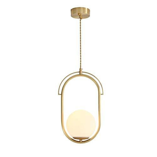 Lámpara colgante de cristal moderna - Nordic Classic Design E14 Luces colgantes de techo - Iluminación en el pasillo Accesorio de araña for el balcón Entrada Pasillo Cafetería Dormitorio Sala de estar