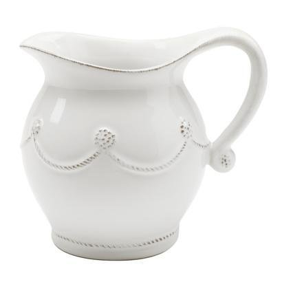 Juliska Berry & Thread Creamer, Whitewash by Juliska Berry Creamer