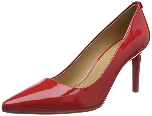Michael Kors Damen Mkors Dorothy Flex Pump Pumps, Rot (Bright Red 683), 37 EU