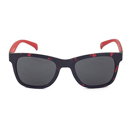 Adidas aor004-142-009 occhiali da sole, rosso (rojo), 52.0 unisex-adulto