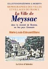 Meyssac (la Ville de Dans la Vicomte de Turenne)