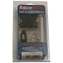 BoreBlitz - Cordoncino per la pulizia di boccole, Pistole, Revolver e fucili (calibro 4,5mm–calibro 12Shrot GA), con maniglia