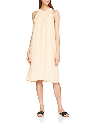 Filippa K Damen Kleid Flowy Crinkle Dress, Rosa (Champagne), 6 (Herstellergröße: X-Small)