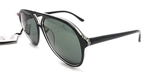Lozza Sonnenbrille für Damen und Herren SL 1842 Schwarz 0Z32 ZILO