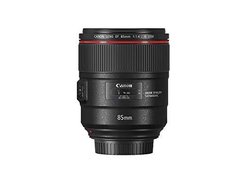 Canon EF 85mm F/1.4L IS USM Objektiv (77mm Filtergewinde) schwarz