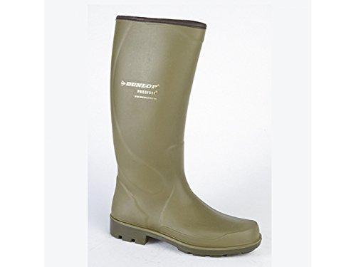 Dunlop Purofort Terroir Unisex non-safety Stivali Verde Green Foamed PU