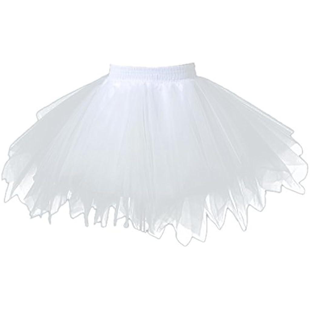 aad9fc522 FEOYA Niñas Falda de Tul Tutú Clásica de Ballet para Disfraz Halloween  Fiesta