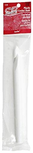 Susan Bates-Luxite klobigen Kunststoff Häkelnadel, 16mm -