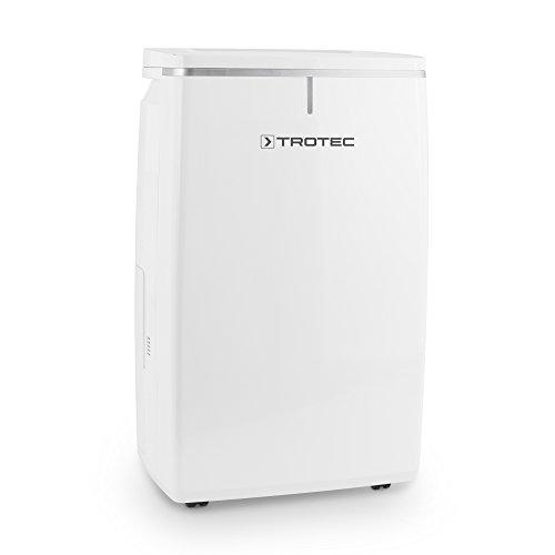 TROTEC Komfort Luftentfeuchter TTK 53 E (max.16 L/Tag), geeignet für Räume bis 78 m³ / 31 m²