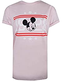 Disney Mickey Wink - Camiseta Mujer