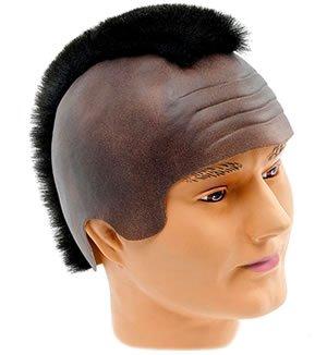 Bristol Novelty MD176Herr Bling Kopfbedeckung, Schwarz/Braun, One size