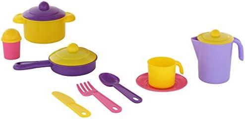Polesie Polesie57679 Nasten 'ka jouet Ensemble de cuisine pour pour pour Six en Conteneur (38) B071V9PMKP 52fcdf