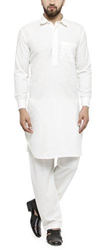 Ben Martin Rich Cotton Blend Kurta Pyjama For Men