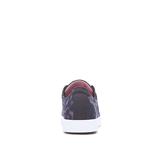 Supra  Stacks II,  Sneaker uomo Black / print - white