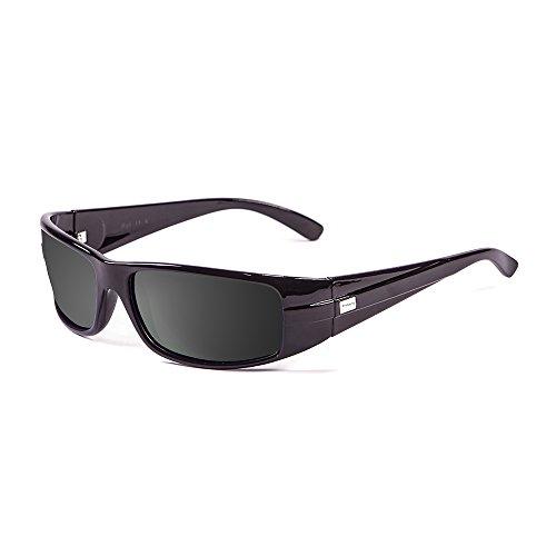 Paloalto Sunglasses Dorset Sonnenbrille Unisex Erwachsene, schwarz matt