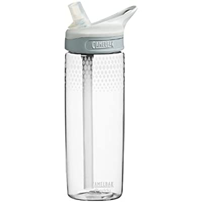 CamelBak Trinkflasche Eddy, transparent, 600 ml, 53354