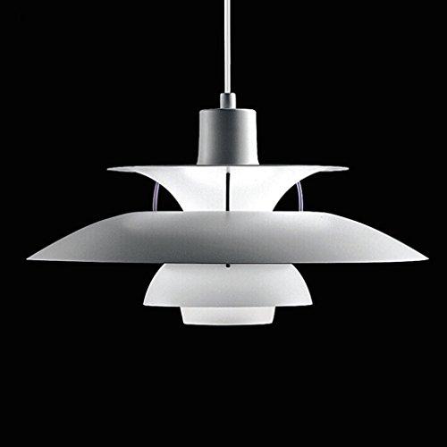 Buona lampadario lampada da camera moderna moderna personalizzata moderna nordic restaurant ph5 led lampadario in alluminio pino arte veneziana