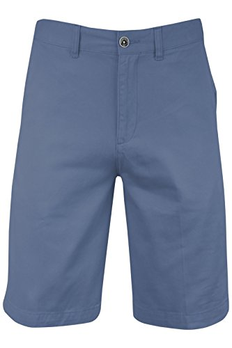 mens-quality-cotton-chino-cargo-flat-front-summer-shorts-32-34-36-38-40-42-waist