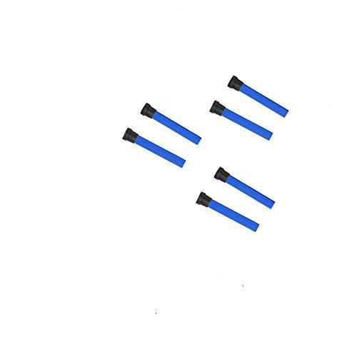 ANCHEER Vibrationsplatte JF-C04, Fitness 3D Dual-Motoren Vibrationsgeräte mit 3D Wipp Vibrations, einmaligen Curved Design, Color Touch Display, inkl. Trainingsbänder + Fernbedienung (Blau.)