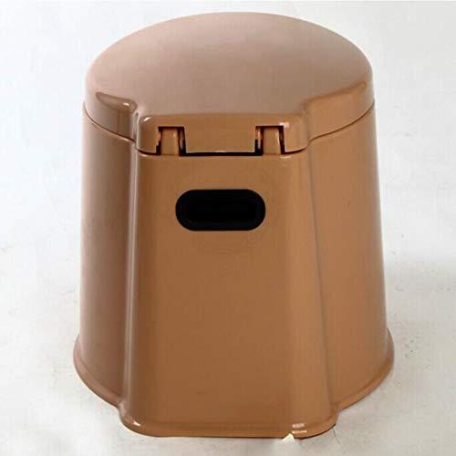 Joyfitness Portable Plastic Adult Toilet Abnehmbare Dual-Use-Toilette für ältere Menschen Schwangere Frauen sind anwendbar,color1,40x42x50cm (Portable Toiletten Für ältere Menschen)
