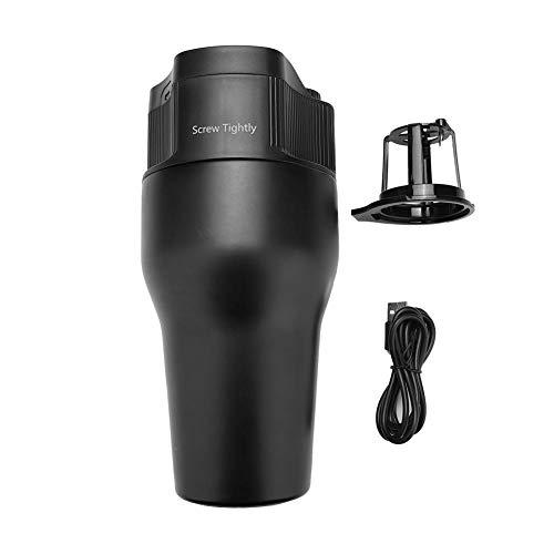 Machine à expresso - Machine à capsules de café électrique USB de ménage extérieur avec mini-cafetière de voyage 550 ml