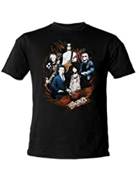 AEROSMITH - Flames WORLD TOUR 2010 - NEW OFFICIAL T-SHIRT