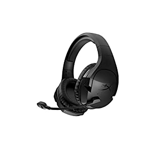 HyperX HX-HSCSW2-BK/WW Cloud Stinger Wireless - Gaming Headset for PC,Black,One Size