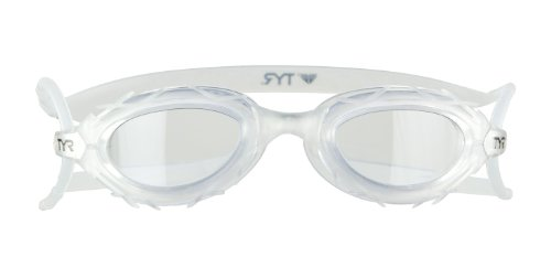 TYR Schwimmbrille Nest Pro, clear, LGNST101