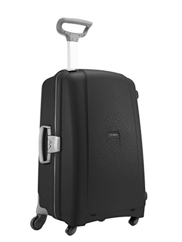 Samsonite Aeris - Spinner 75 - 4,80 Kg, Suitcase 75 cm, 87.5 L, Black