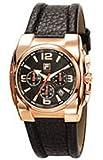 Fila - 600725 - Montre Homme - Quartz Chronographe - Cadran Noir - Bracelet Autre Multicolore