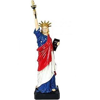 Freiheitsstatue STATUE OF LIBERTY Sternenbanner Deko
