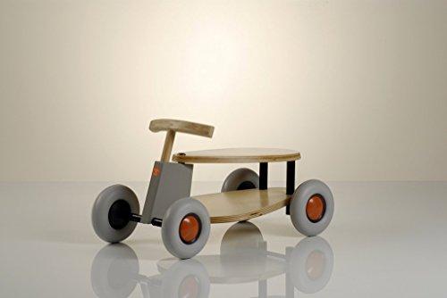 *Sirch Kinderrutschfahrzeug Laufrad Holzauto SIBIS FLIX [Spielzeug]*
