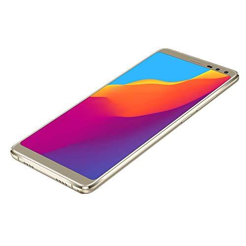 Teléfono móvil Allcall S1 para Android 8.1 MTK6580A Quad-core Smartphone de 5.5 pulgadas