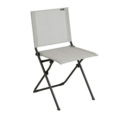 Lafuma Chaise Anytime, Galet, 49 x 87 x 50 cm